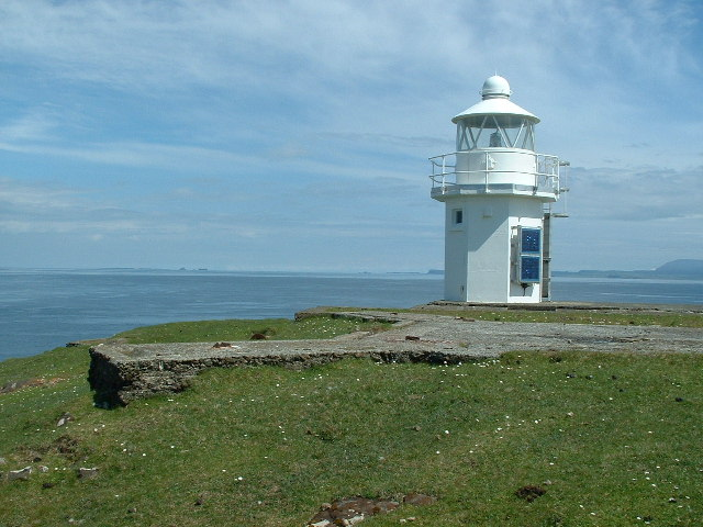 Lighthouse, Waternish Point