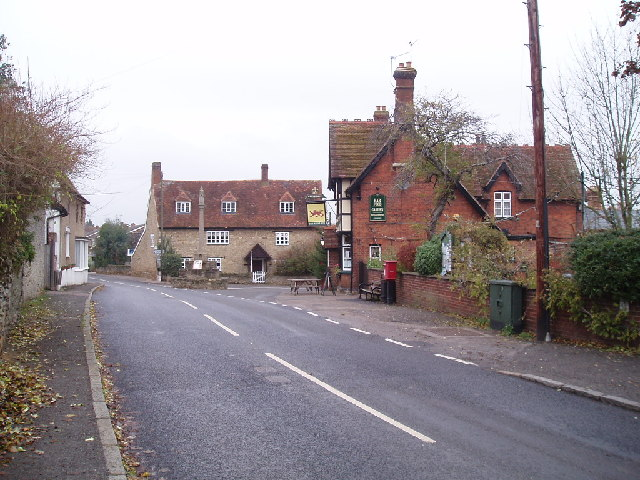 Stevington village centre