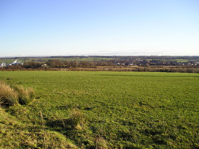 View to Dalry