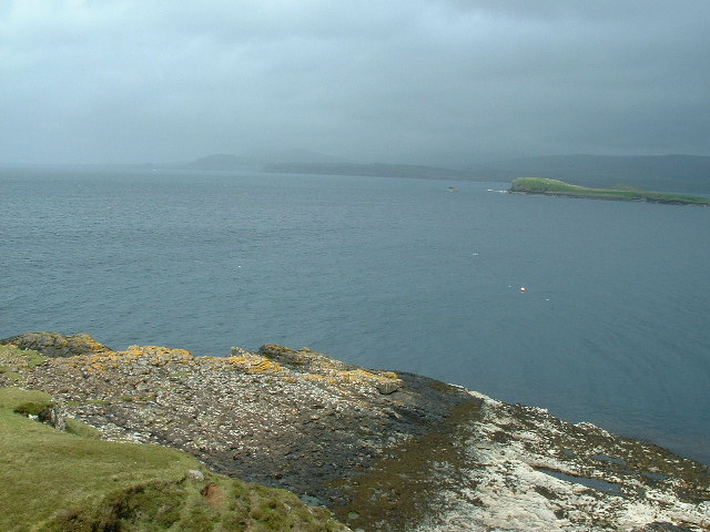 Greshornish point