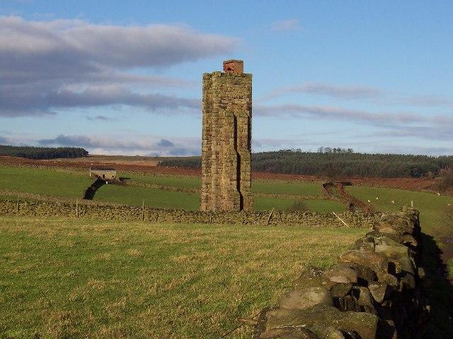Sighting Tower, near Carlesmoor