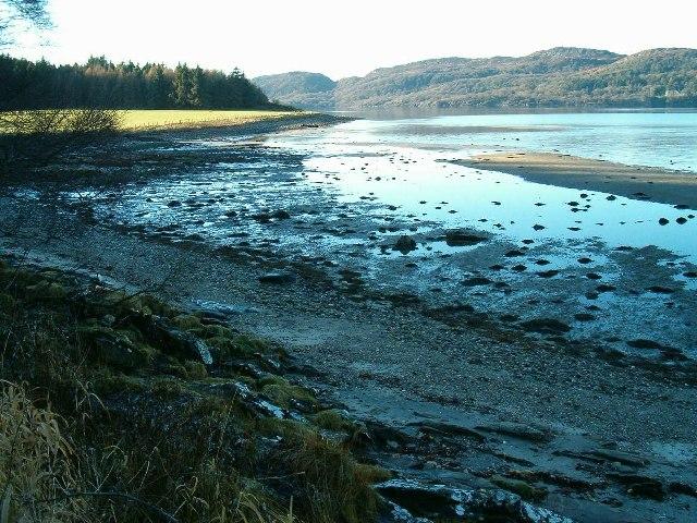 Foreshore, Loch Caolisport
