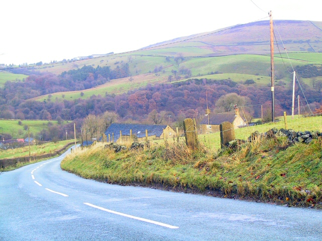 Lower Cliff Farm