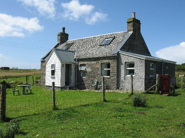 Sgreadan Cottage, Upper Kilchattan