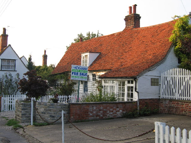 Fisherman's Cottage, West Mersea