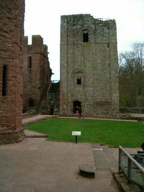 The Keep, Goodrich Castle