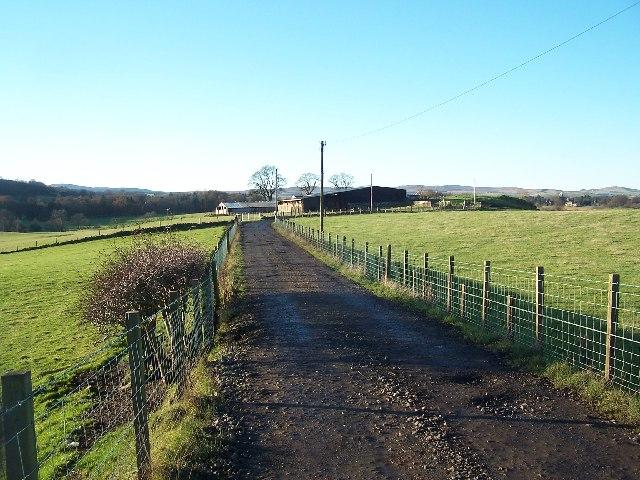 Fodston Farm
