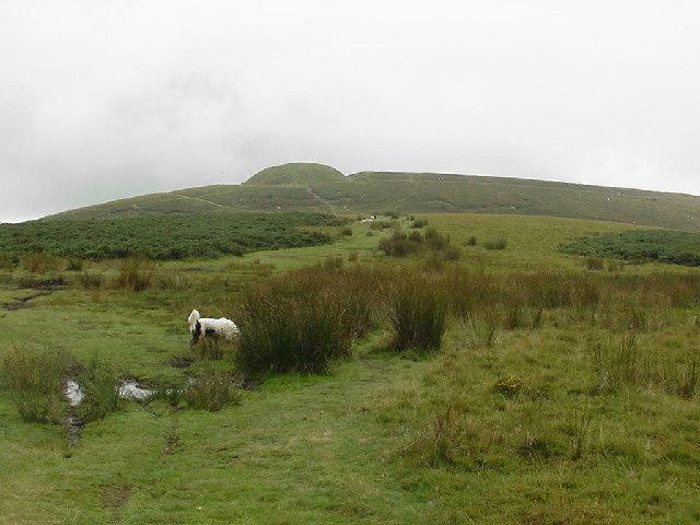 Twmbarlwm Hill Fort
