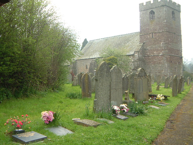 Clodock Church