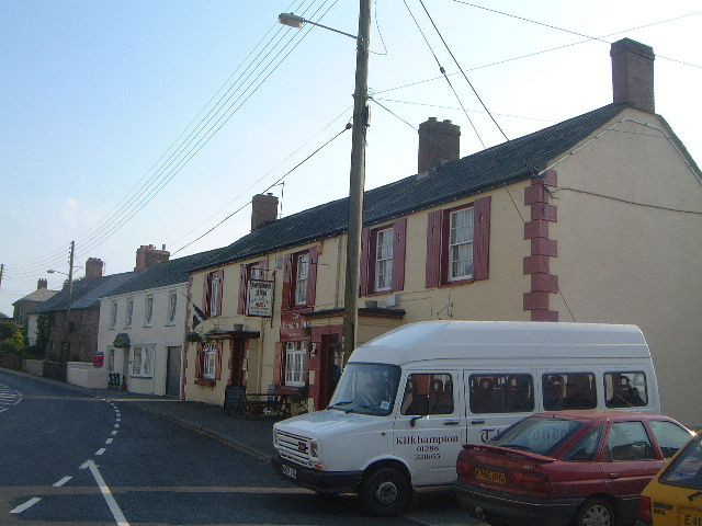 The London Arms, Kilkhampton