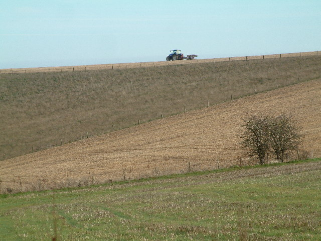 Farmland, Broad Chalke