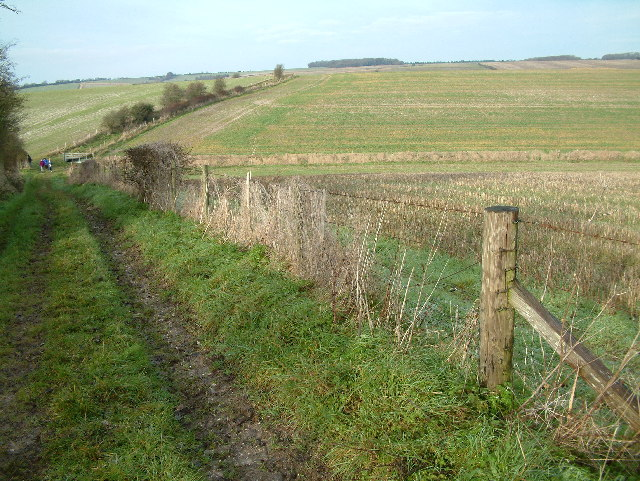 Footpath near to Broad Chalke