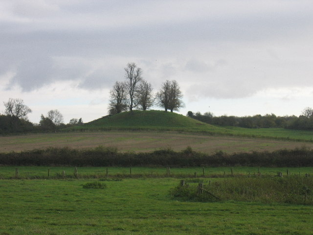 Burn Hill tumulus