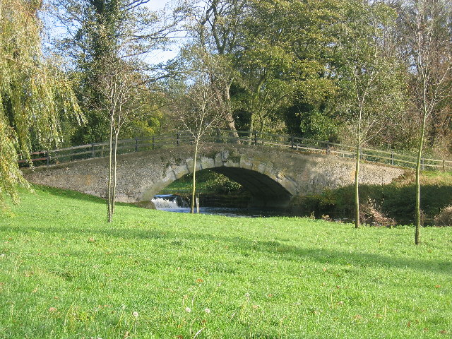 The bridge by Bridge Lodge