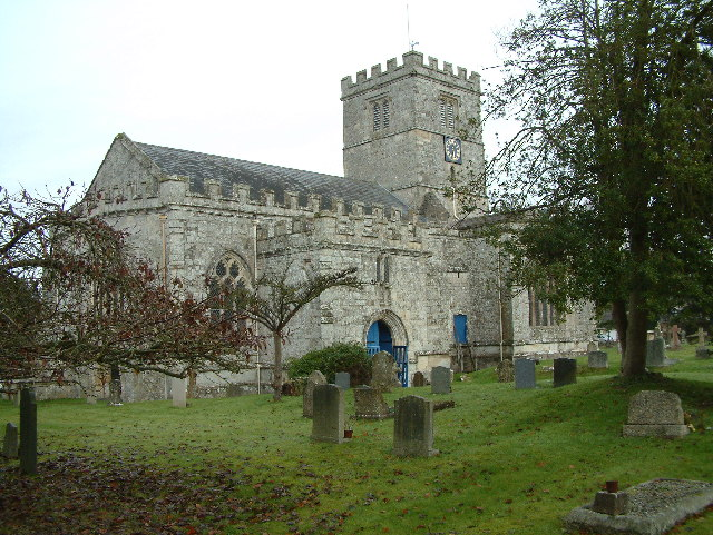 All Saints, Broad Chalke, Wiltshire