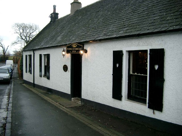 Wheatsheaf Inn, Symington