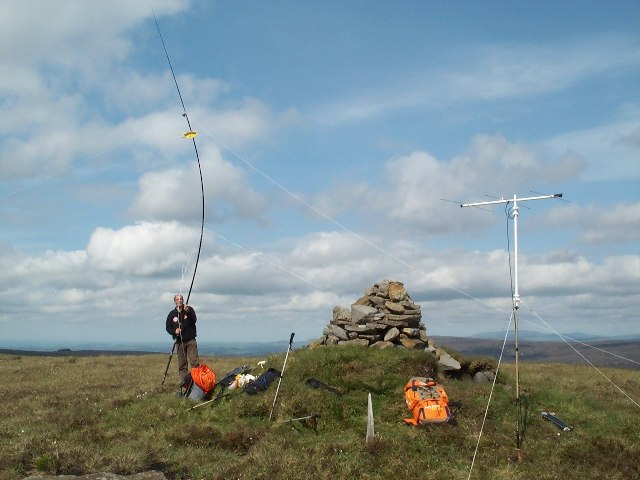 SOTA Activation of Peel Fell 6th June 2005