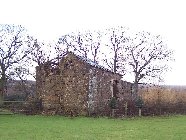 Abandoned Farm Buildings, Dallowgill