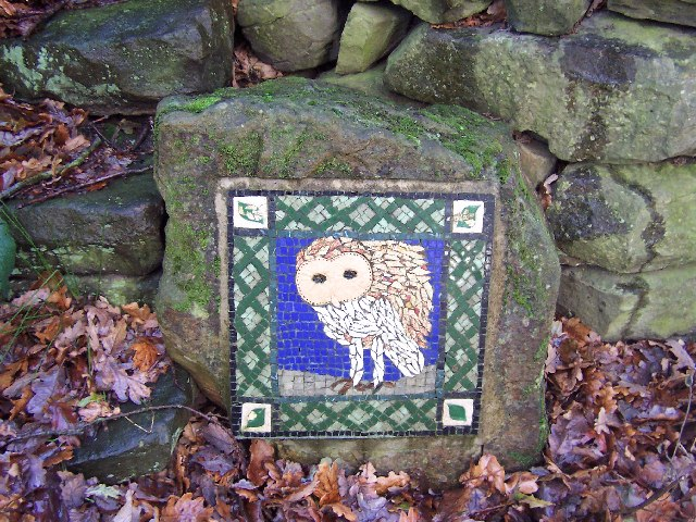 Art near Stang Brae, Dallowgill
