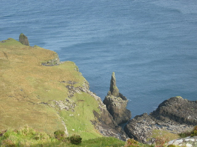 Sea Stack at Bodha Hunish