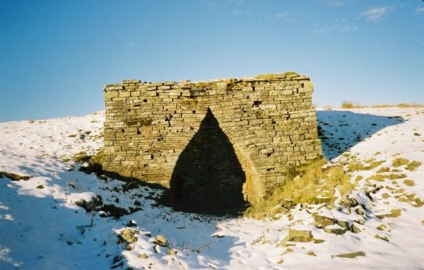 Lime kiln, Middle Fell