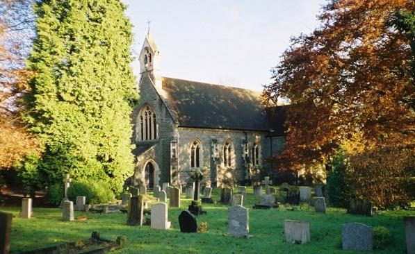 St John the Evangelist's, Littlewick Green
