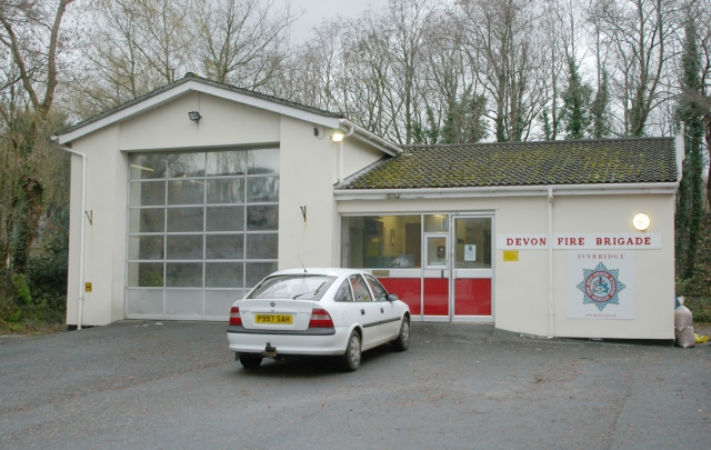 Ivybridge Fire Station
