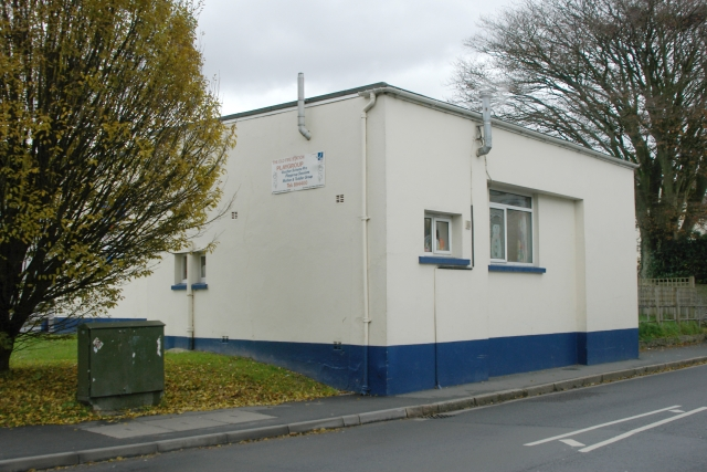 Ivybridge Old Fire Station