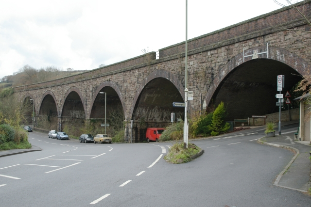 Railway Viaduct, Bittaford, Devon