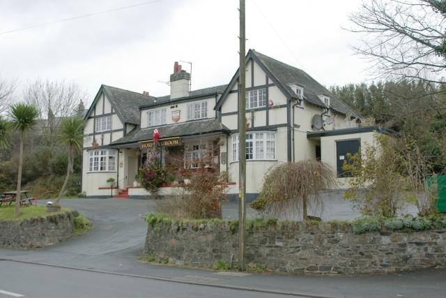 Horse & Groom public house, Bittaford, Devon