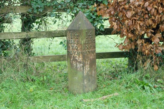 Milestone, Wrangaton, Devon