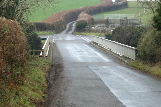 Dry Bridge, Dean Prior, Devon