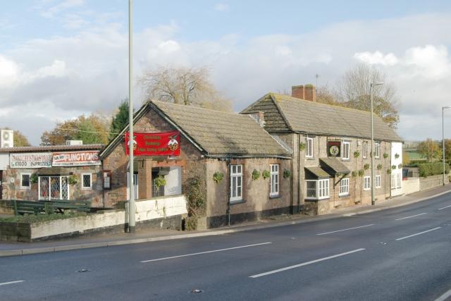 Cat and Fiddle Inn, Clyst St Mary