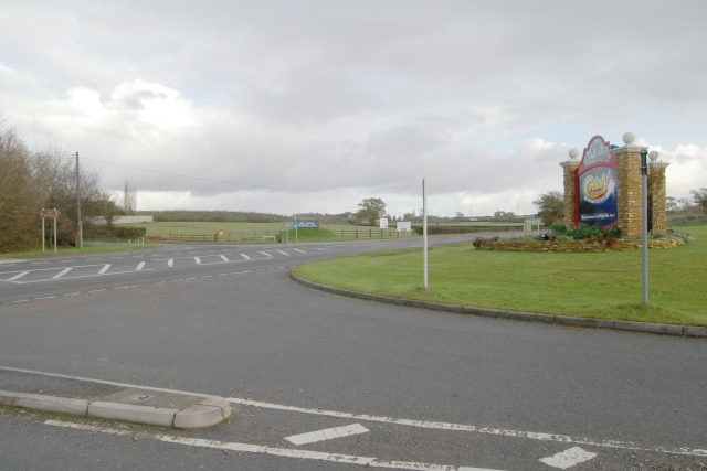 Hill Barton Business Park and Crealy Adventure Park