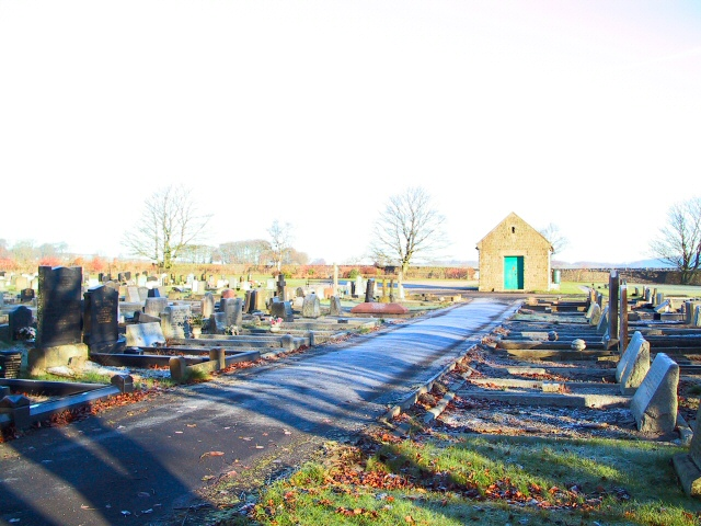 Tideswell Cemetery