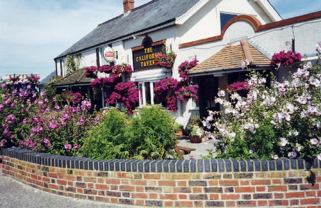 The California Tavern California Nr Great Yarmouth
