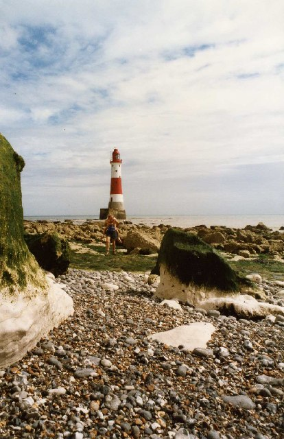 Beachy Head Lighthouse East Sussex