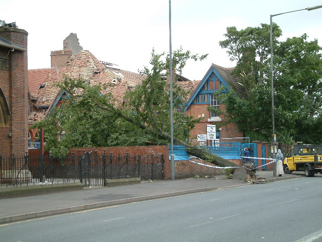 Ladypool School, Stratford Road, Sparkbrook, Birmingham