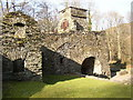 SD1988 : Duddon Iron Furnace by Humphrey Bolton