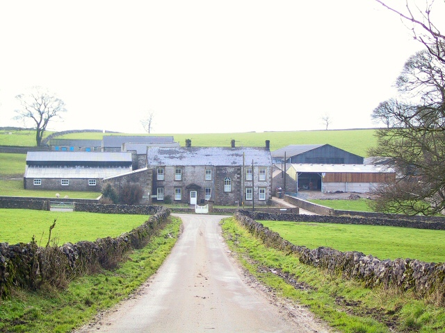 Wheston Hall Farm