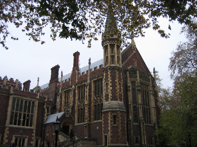 The Library, Lincoln's Inn, London WC2