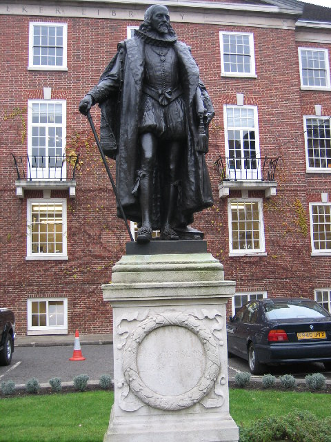 Francis Bacon, Grays Inn, London WC2