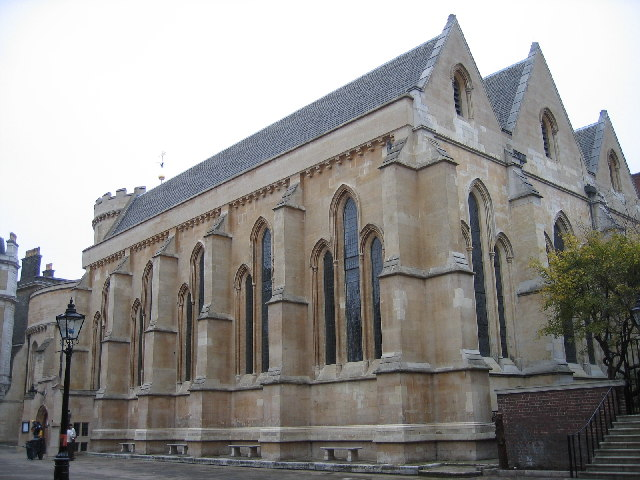 Temple Church, Inner Temple, London EC4