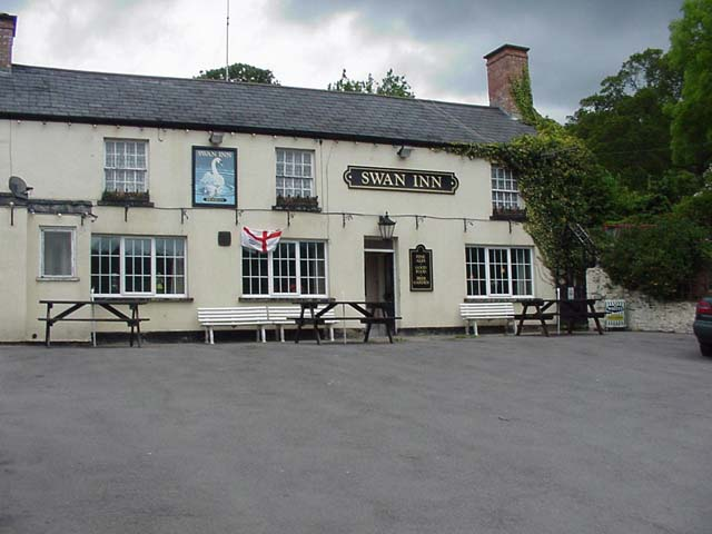The Swan, Brierley