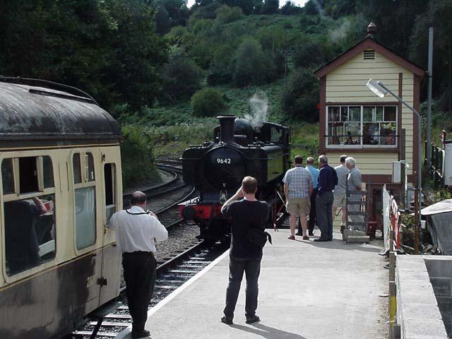 Norchard Station, Dean Forest Railway