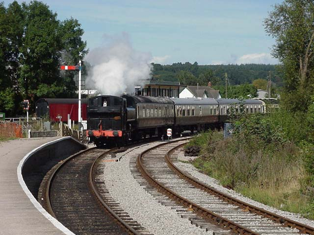 Lydney Junction Station, Dean Forest Railway