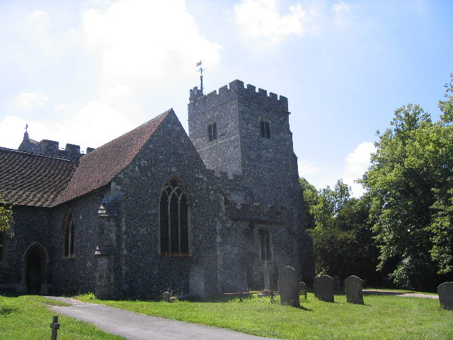 St Mary's, Chilham, Kent