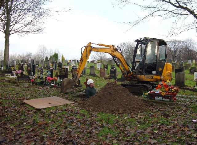 Rochdale Cemetery and Crematorium, Bury Road
