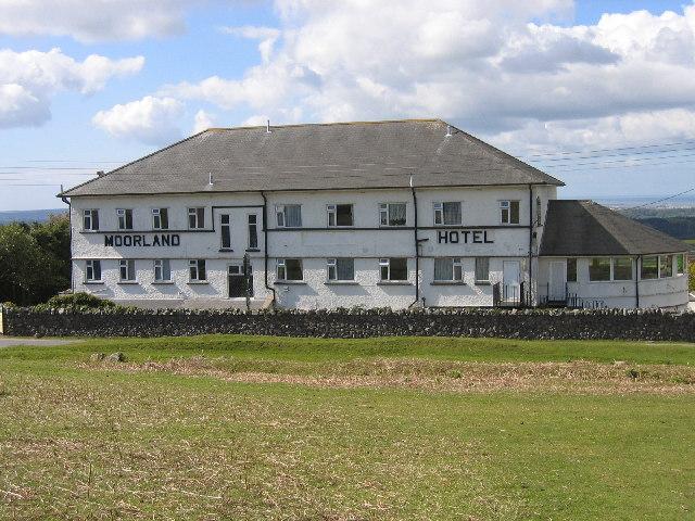 Moorland Hotel, Wotter, Devon
