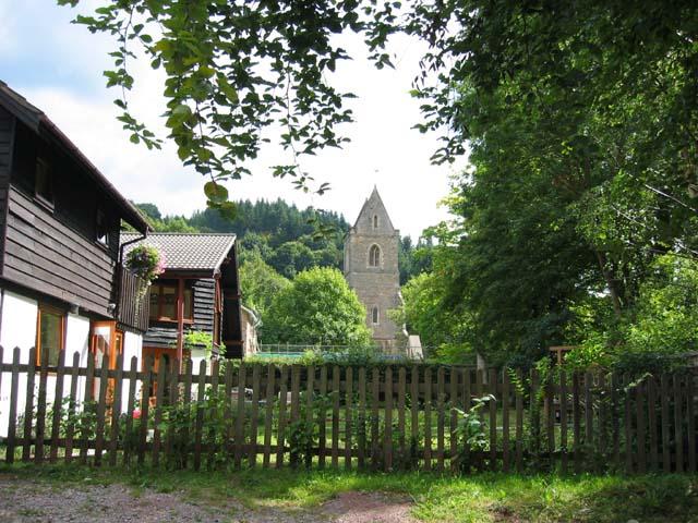 Church, Upper Lydbrook